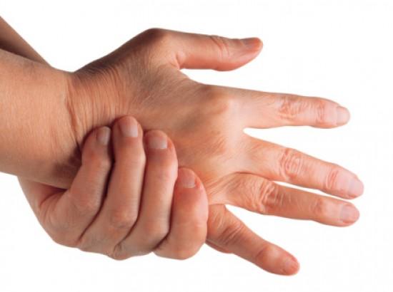 az ujjak ízületeinek gennyes gyulladása)