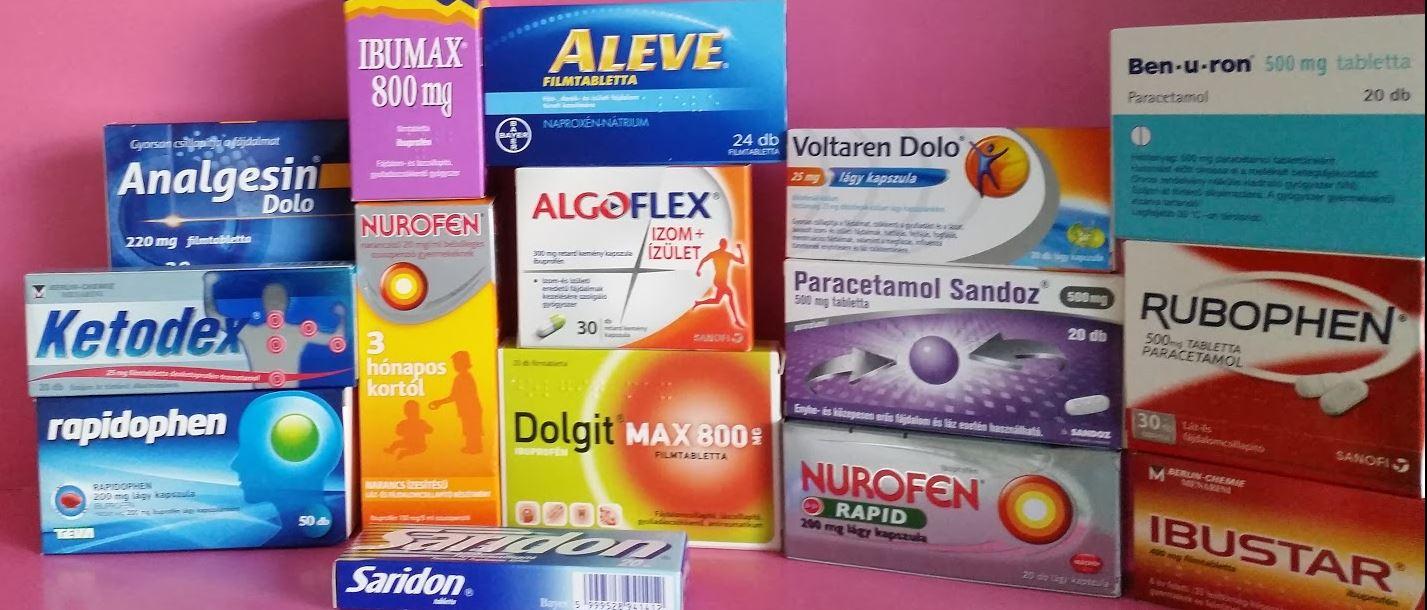 ízületi helyreállító gyógyszerek