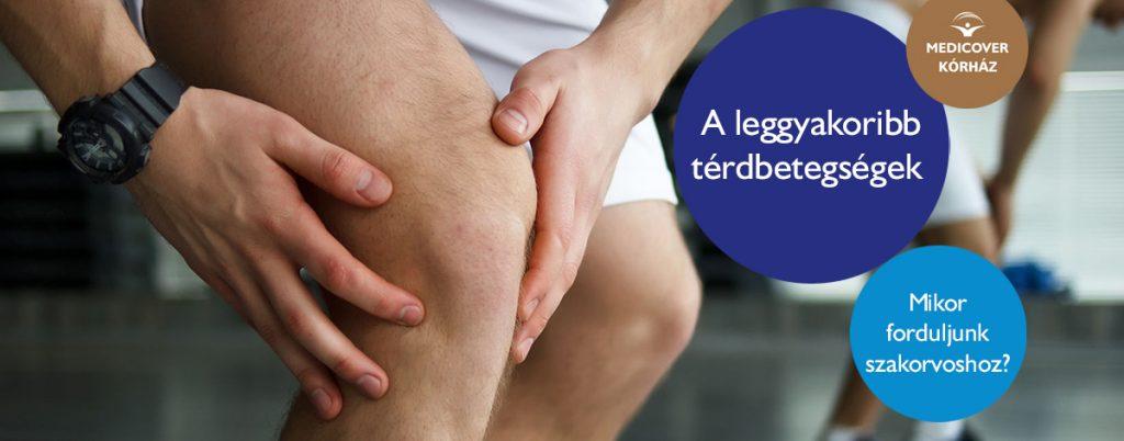 A térdízület gonartrosisának tünetei módszereket okoznak
