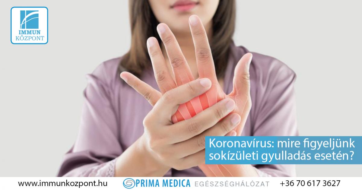 milyen gyógyszer szedhető az ízületi gyulladások esetén)