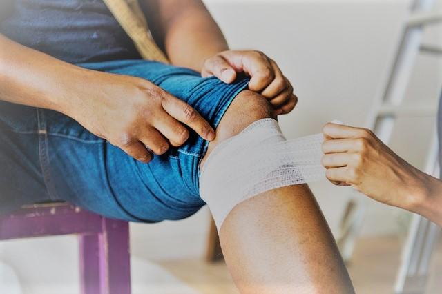 fájdalom a térdízület fejlődése során