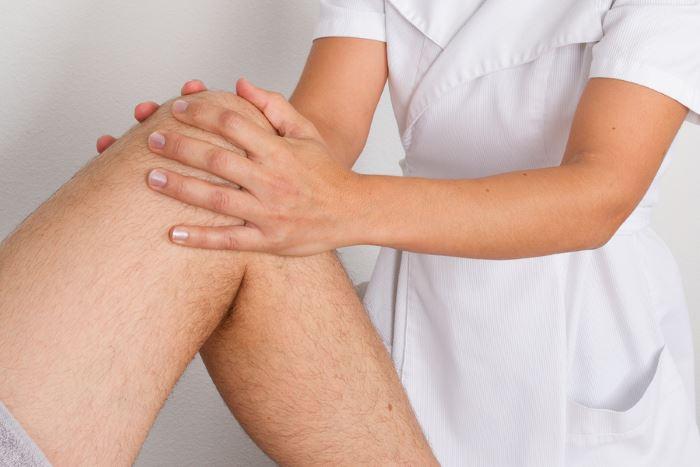 térdízület liba-láb kezelés