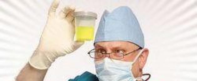urinoterápia az ízületek kezelésében)
