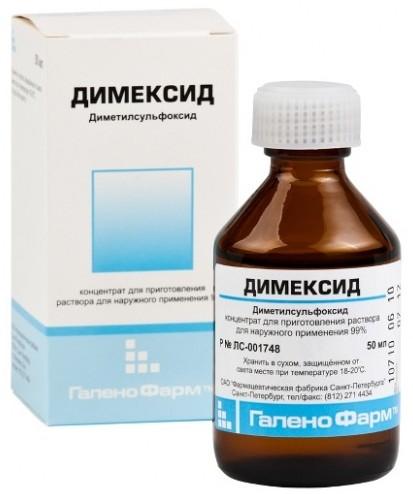 dimexid oldat artrózis kezelés
