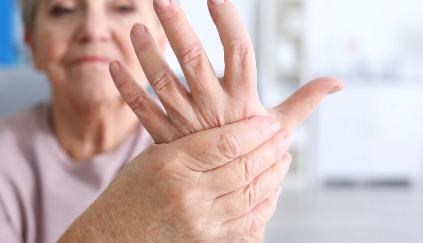 a térd artritiszének megnyilvánulása