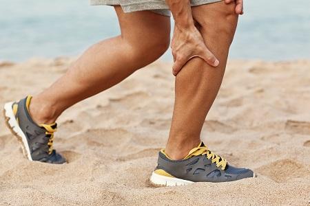 fájó térdízület zsibbadás lába