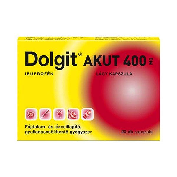 gyógyszer ízületi kapszulákhoz)