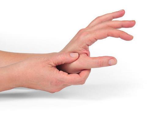 mint kezelni az ujjak ízületeit)