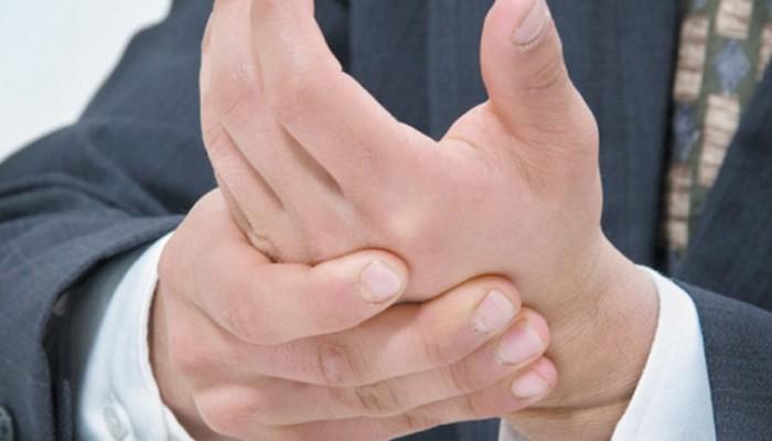 a térdízület idegei fájnak