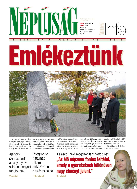 szlovénia együttes kezelése