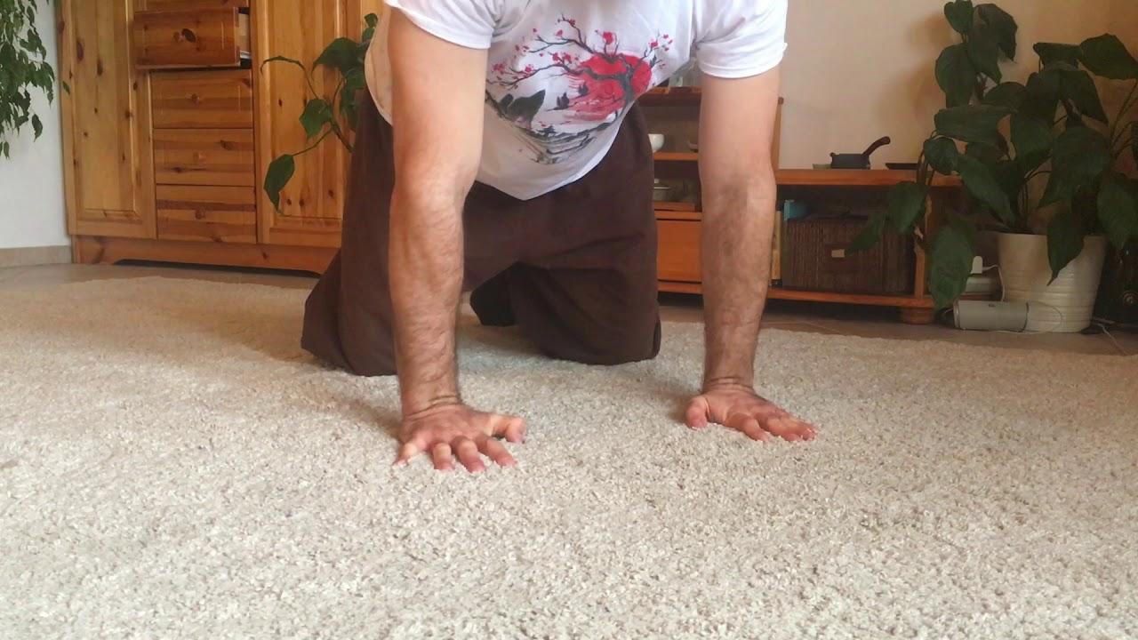 váll fájdalom push up-okkal végtelen fájdalom a háton és az ízületekben