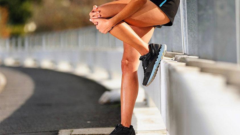 térdfájdalom edzés után