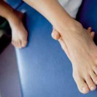 térdízületek fájdalmainak blokádja