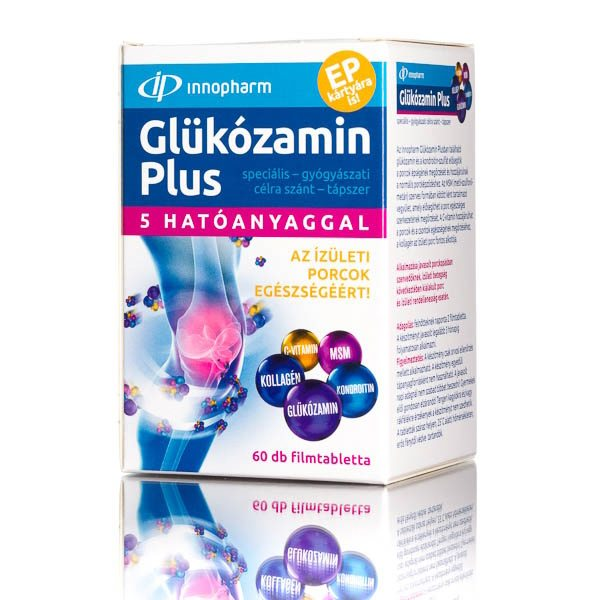 glukózamintabletták és kondroitin)