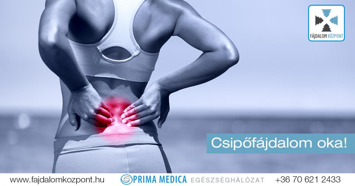 a csípőízület fájdalmának oka)