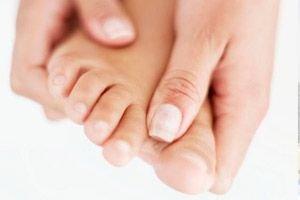 lábujj zsibbadása